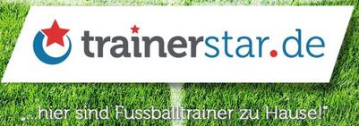Das war das trainerstar Logo